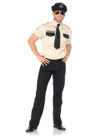 Arresting Officer Costume (83456)