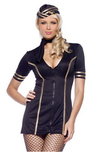 Miss Layover Costume (83410)