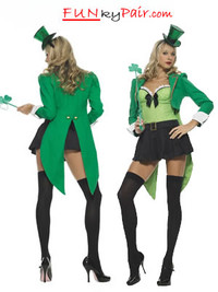 Clover Leprechaun Costume