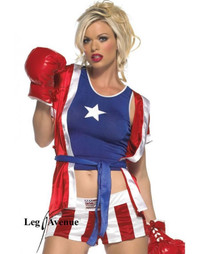 Knock Out Champ Costume (83396)