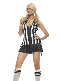 Half Time Referee Costume (83412)