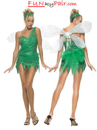 Sequined Spirte Costume
