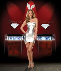 Platinum Bunny CLEARANCE SALES ARE FINAL