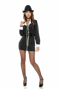 556026 * Miss Bonnie Costume