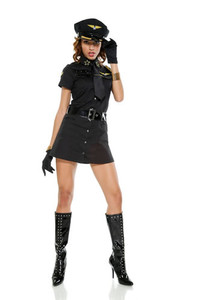 558448 * Pleasure Pilot Costume