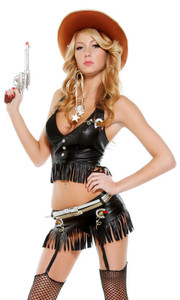 558520,  Gunslinger Costume