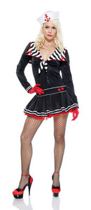 558522 * Deckhand Darling Costume