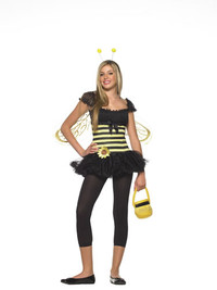Sunflower Bee Costume