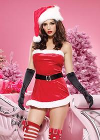 Jolly Holiday Santa