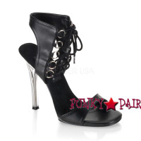 GALA-72, Lace up Ankle Strap Sandal