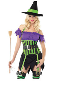 Spell Binding Witch (83520)