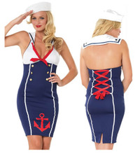 Ahoy There Hottie Sailor Girl (83482)
