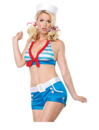 Sexy Sailor Pin Up (53087)