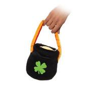 Plush Pot O'Gold Purse