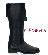 Maverick-8812, Knee High Leather Boot