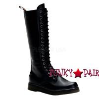 Defiant-400, vegan combat boots