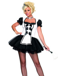 83624,Mistress Maid Costume