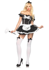 83617,French Maid Fifi Costume