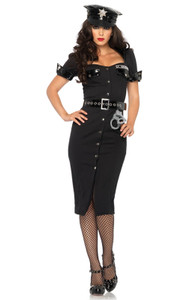 Lt Lockdown Costume (83670)