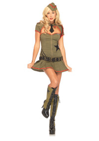 Private Pin Up Costume