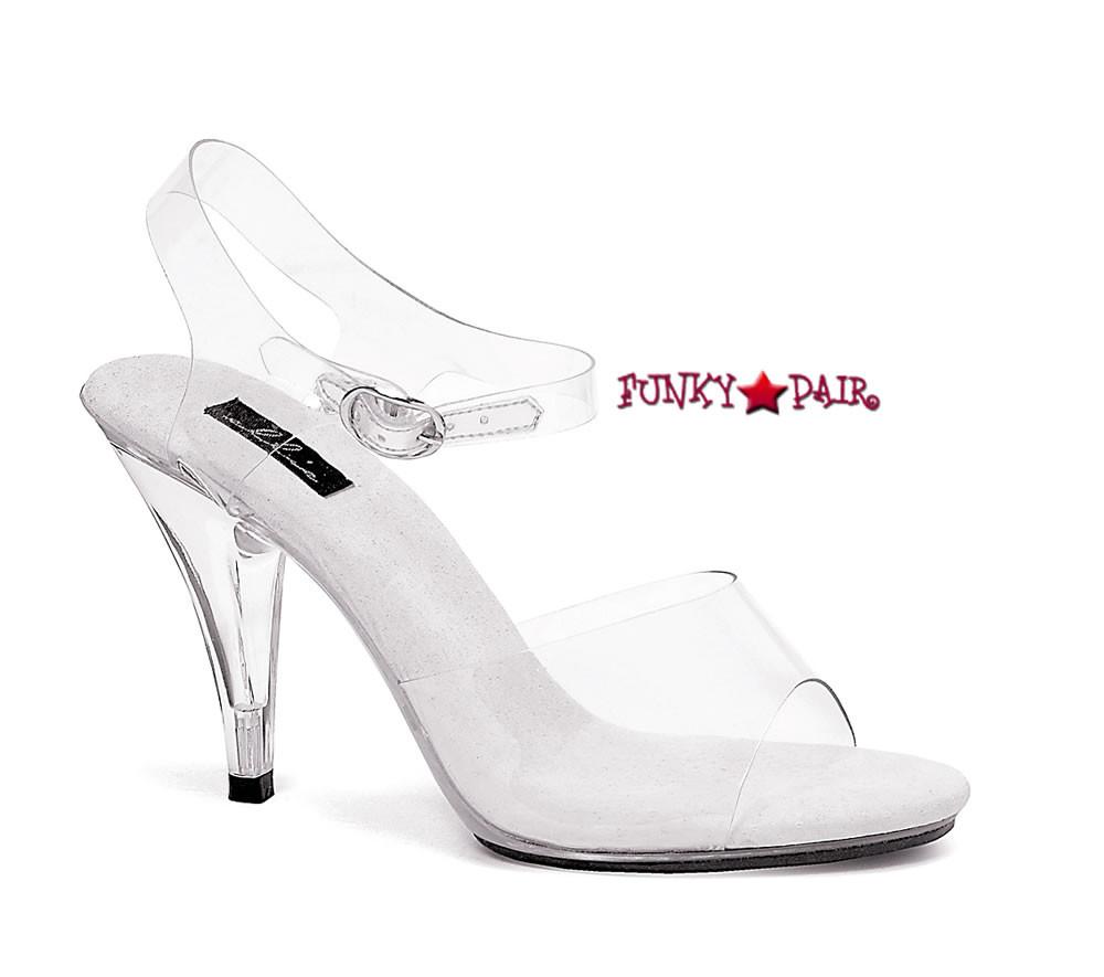 3 Inch Chunky Heel Shoes