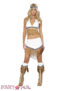 sexy indian native costumes The Wolf Hunter Costume