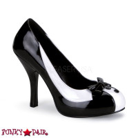 Wednesday-13 * 4 inch tuxedo pump