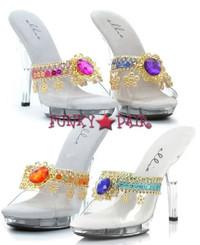 M-ladin * 5 Inch Slide with Jewel