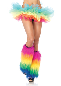 Rainbow Boot Covers * 3925