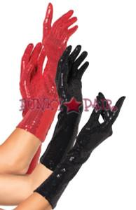 2116, Sequin Gloves