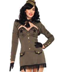 Pin Up Army Girl (83955)