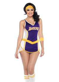 lakers dress costume (N83972)