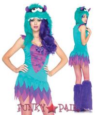 Fuzzy Frankie Costume (83922)