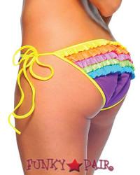Rainbow Rhumba Bottom * NE1180