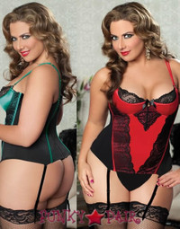 Simply Stunning Bustier * STM-9637XP