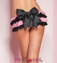 Bow Mini Skirt * 2851