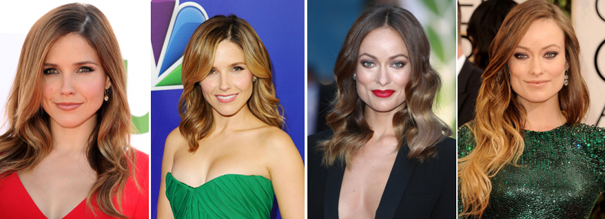 Sophia Bush Olivia Wilde Hairstyles