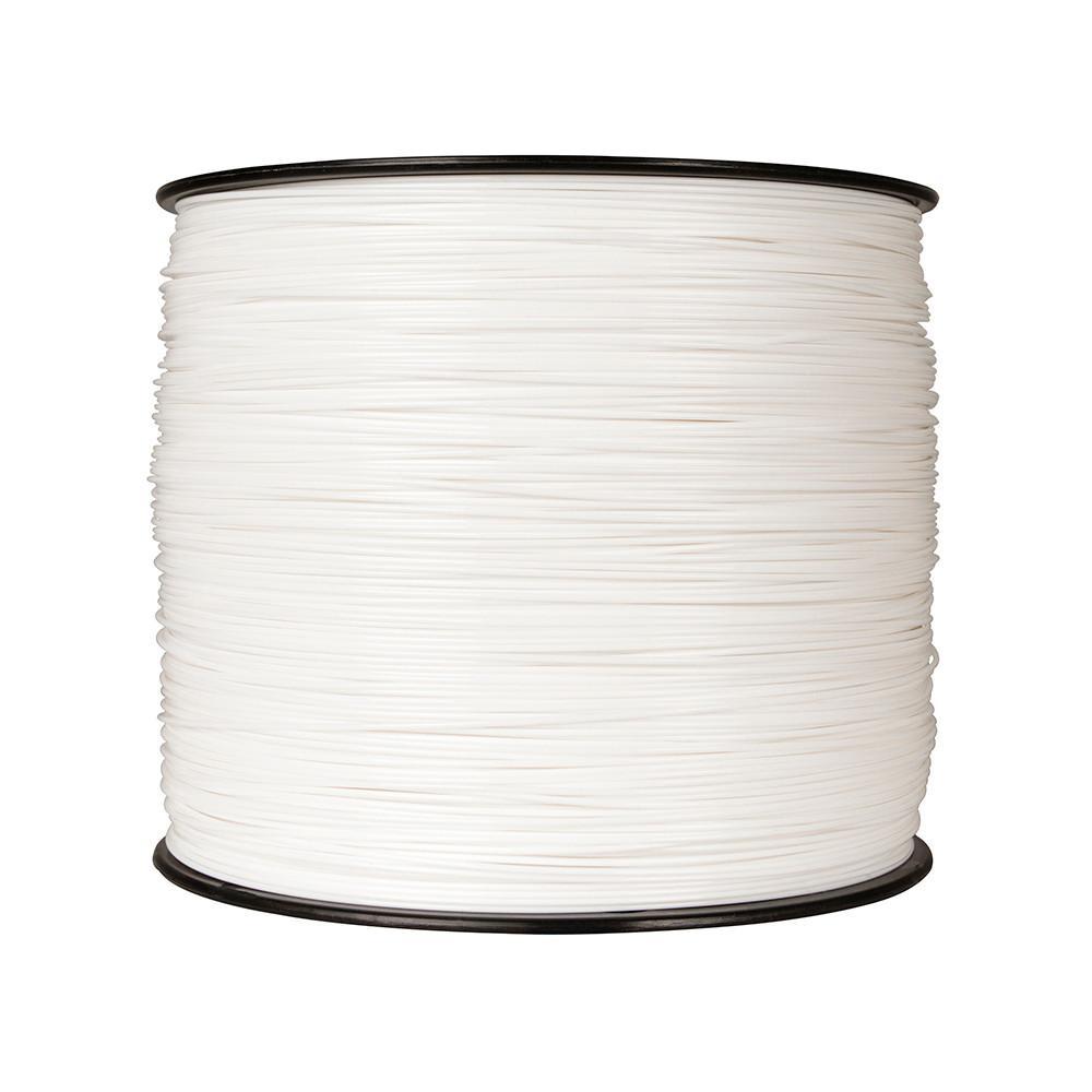 Makerbot PLA Filament - True White