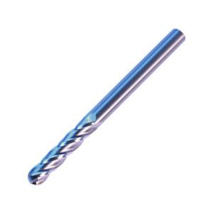 1.5mm Ball nose machining cutter