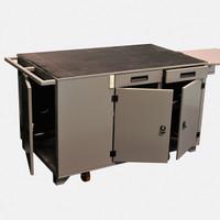 Mobile Machine Cabinet
