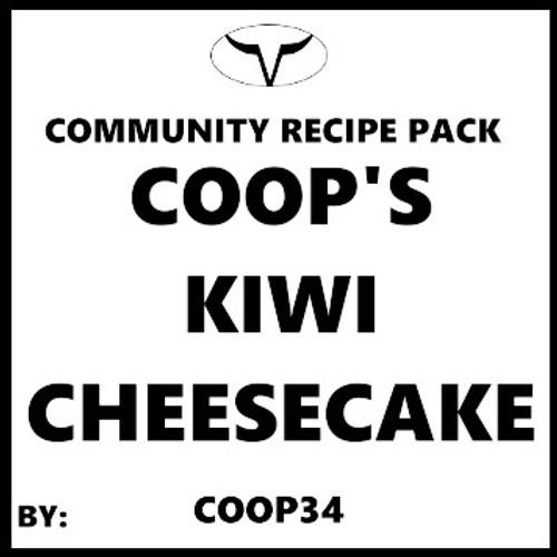 Coop's Kiwi Cheesecake (Full Recipe, Discounted)