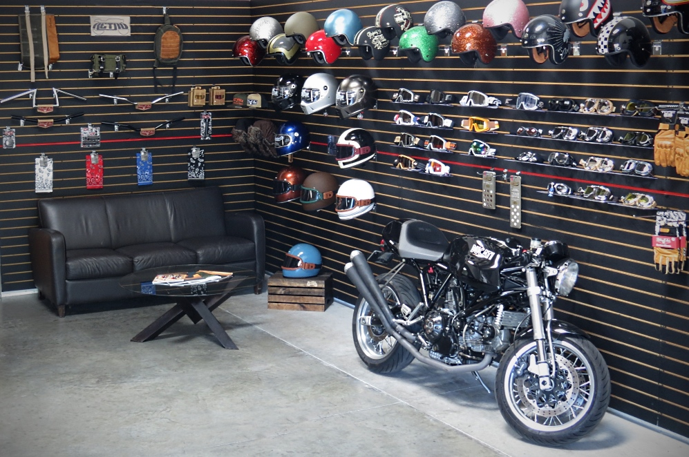 RetroBikeGear.com Baldwin Park Showroom