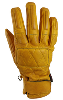 Torc Silver Lake Leather Gloves - Gold
