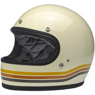 Biltwell Gringo Full Face Motorcycle Helmet in Vintage Desert  - Overview