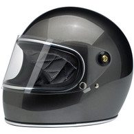 Biltwell Gringo-S Full Face Moto Helmet in Bronze Metallic - Overview