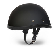 Daytona Eagle Novelty Helmet in Flat Black