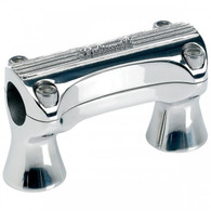 Biltwell Thunder Riser in Polished Silver