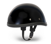 Daytona Eagle Novelty Helmet in Hi-Gloss Black