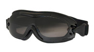 Daytona Fit-Over-Glasses Goggles with Smoke Lenses