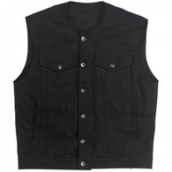 Biltwell Prime Cut Vest in Black